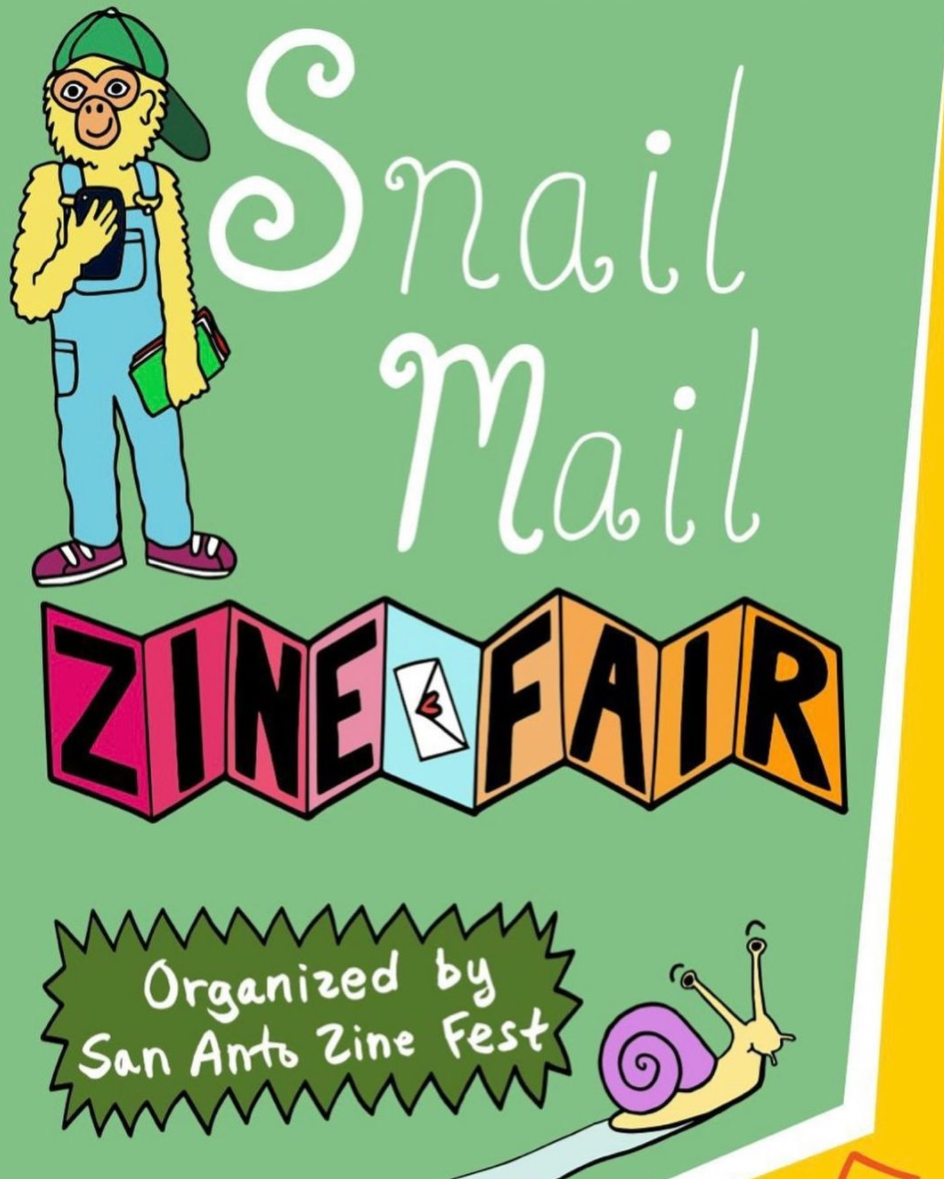 A screenshot of their instagram post advertising the snail mail fest