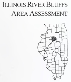 Illinois River Bluffs Area Assessment, 1998 cover