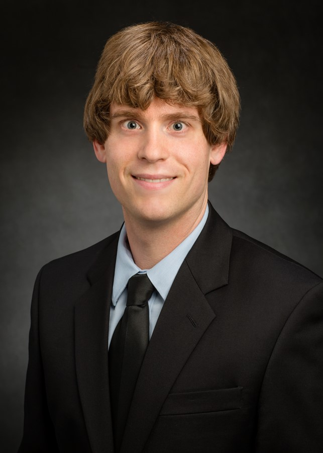 Professional headshot of Matthew Stasiewicz