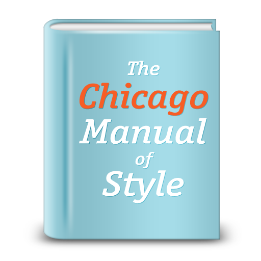 Chicago manual of style logo