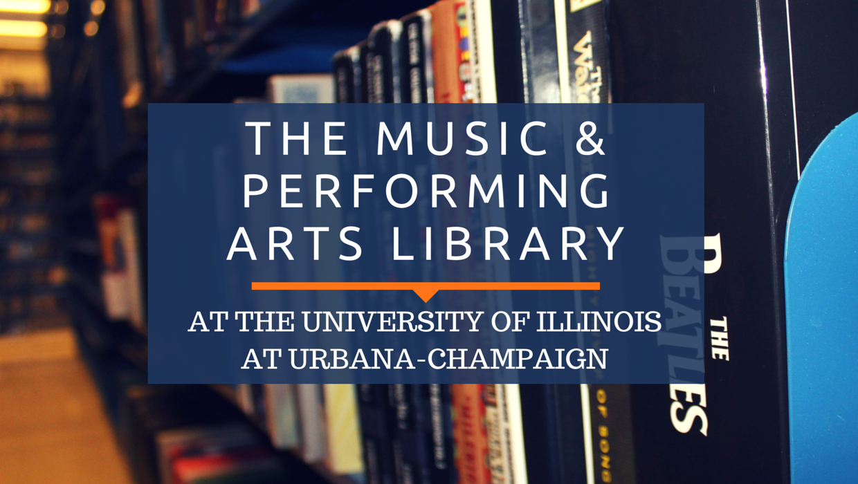Music and Performing Arts Library's picture