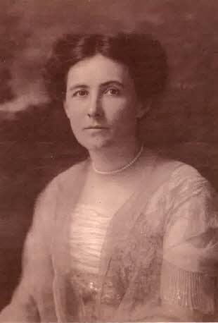 portrait of Ida Salley Reamer