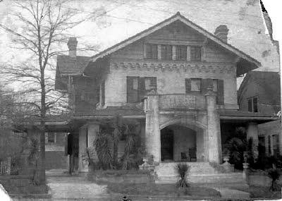 Reamer Family home at 1507 Pendleton Street