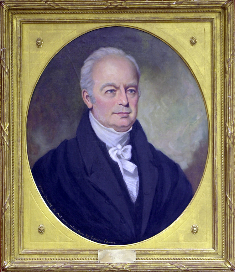 The Honorable William Johnson, Jr. (1771–1834)