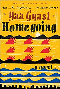 picture of Homegoing's book cover