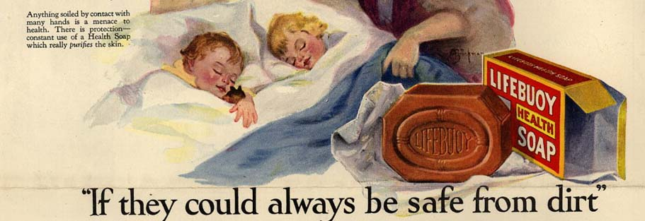 Crop of Lifebuoy Advert