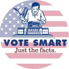 logo for vote smart