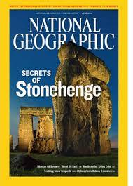 Photo of National Geographic Magazine