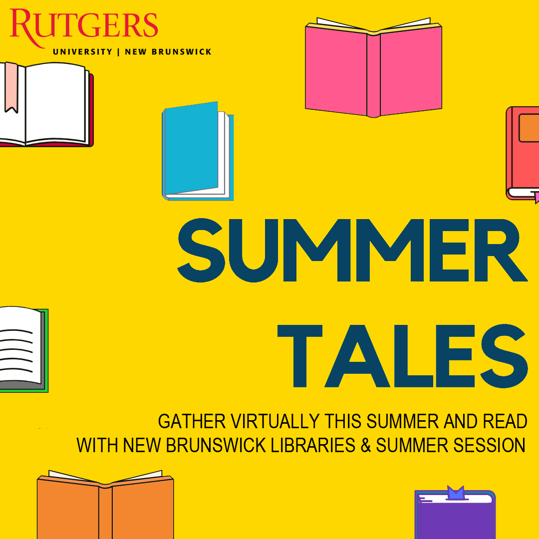 The Summer Tales flyer