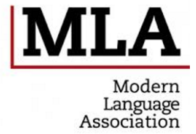 MLA Logo. The appearance of this logo does not imply any endorsement by MLA, not does Rowan University make any such claim.