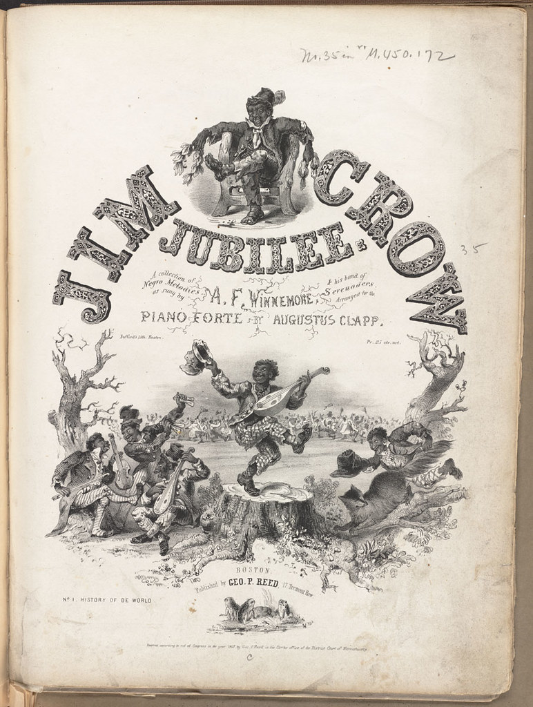Jim Crow Pamphlet