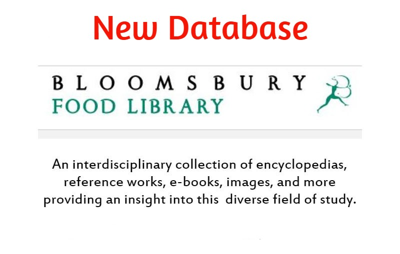 Bloomsbury Food Library