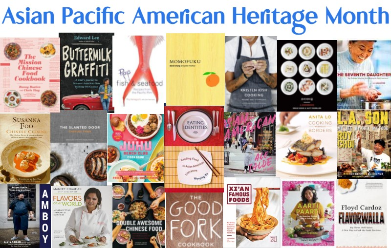 May Asian Pacific American Heritage Month