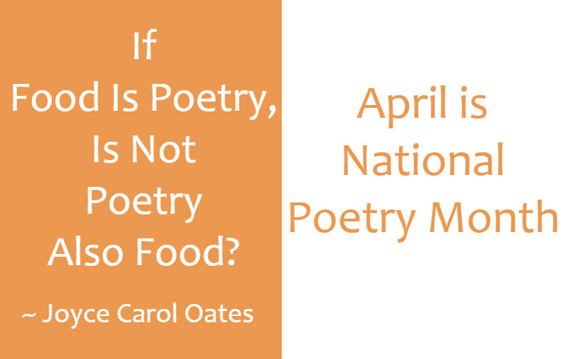 April Poetry Month
