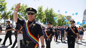 San Francisco Chief of Police - Police Participation In Pride