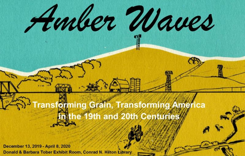 Amber Waves exhibit