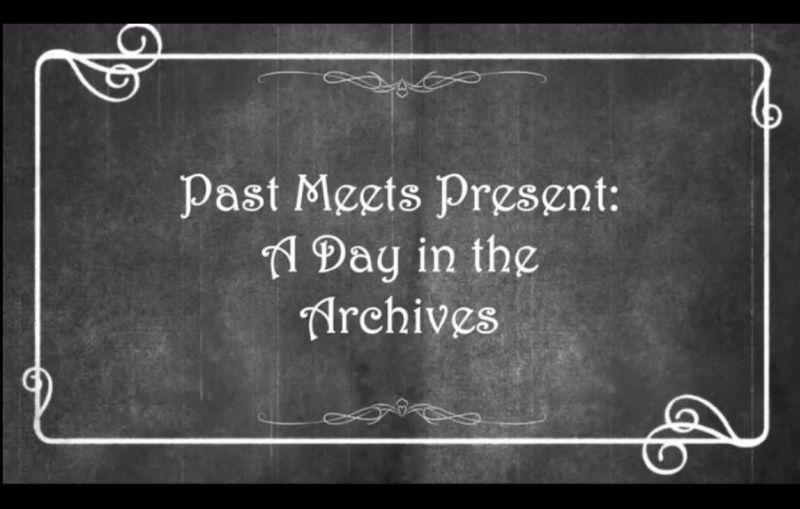Past Meets Present Video