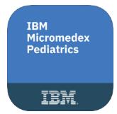 Micromedex Pediatrics