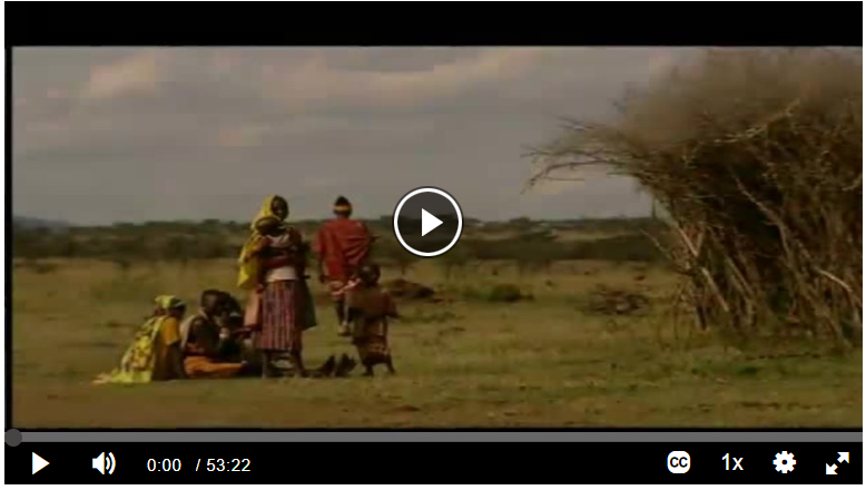 video clip entitled women's roles in africa