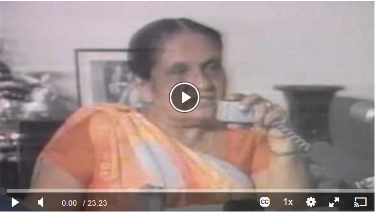 Women in world politics video launcher