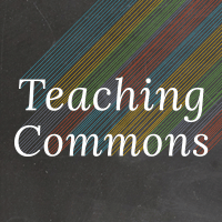 Teaching Commons logo