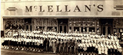 McLellan's (Metro Archives)