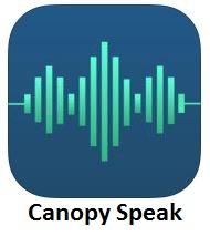 Canopy Speak App Icon