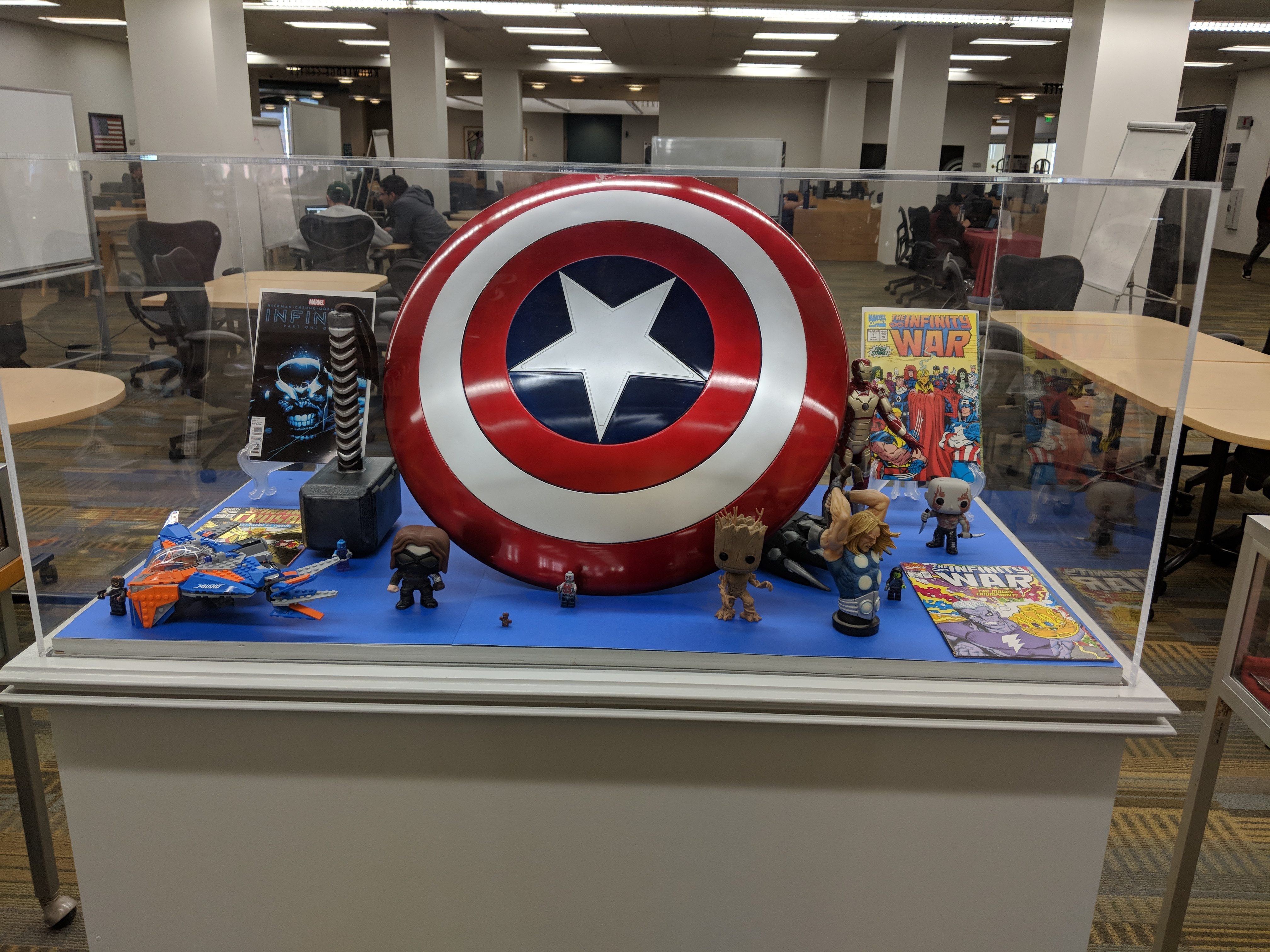 Infinity War Display