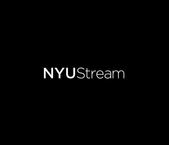 nyu stream logo