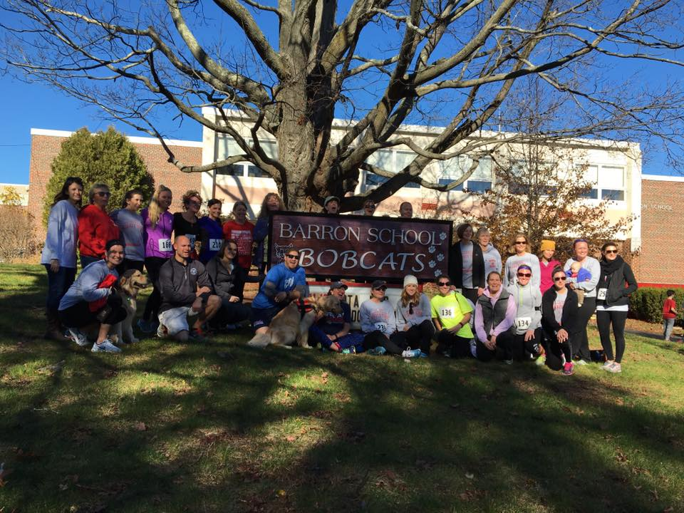 2016 Barron Turkey Trot SSD Staff