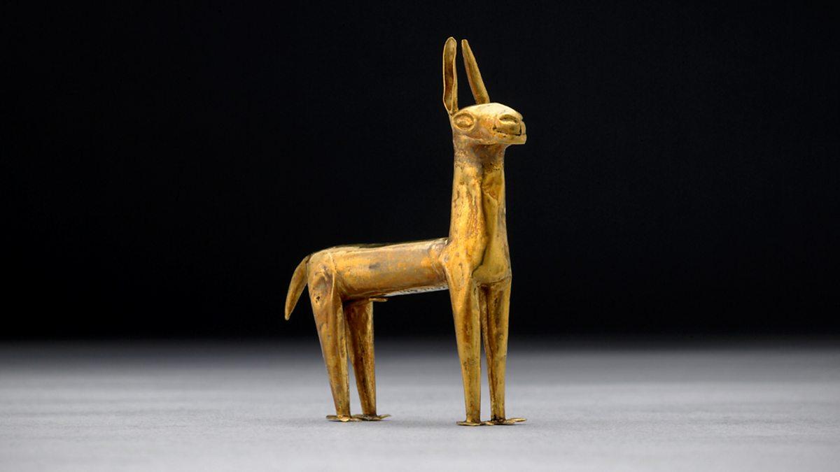 Photo of Inca Gold Llama