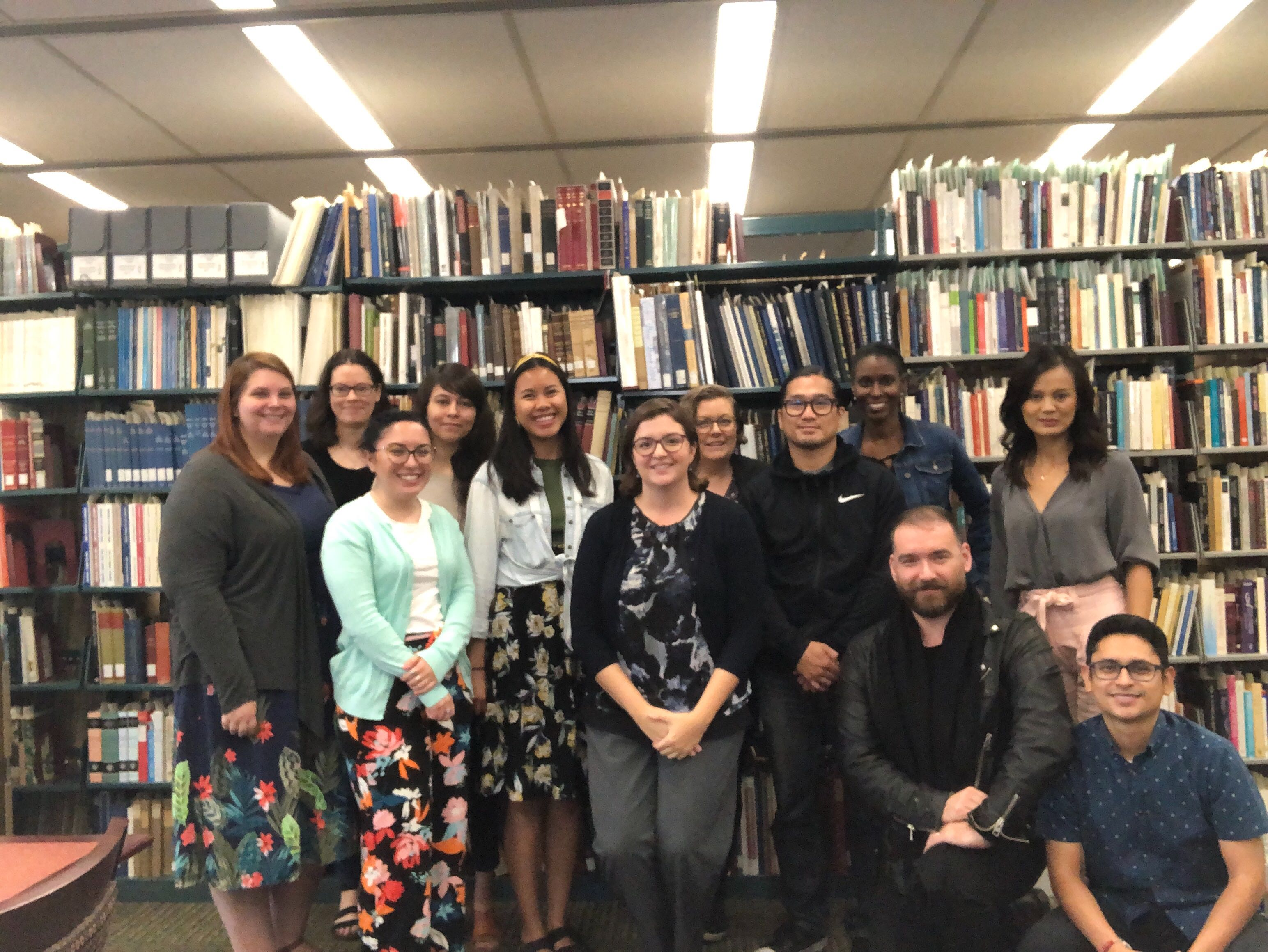 Special Collections Staff
