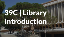 Library Introduction Tutorial start icon