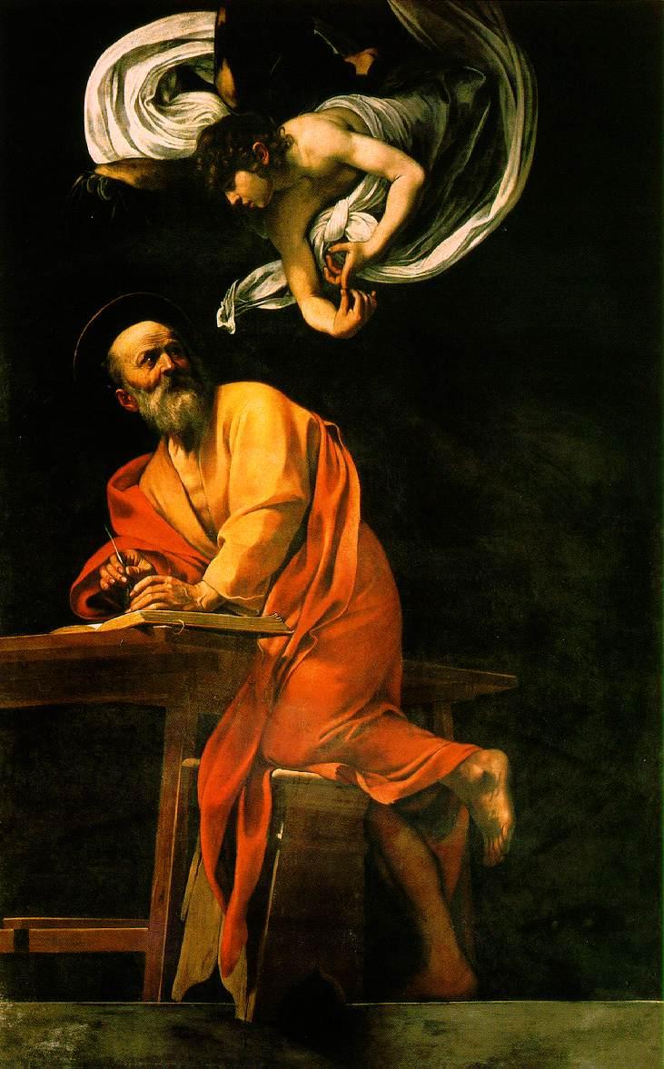 Inspiration of Saint Matthew