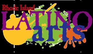 RI Latino Arts logo