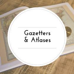 Go to Gazetteers and Atlases page.