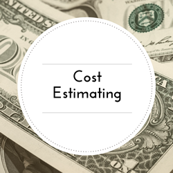 Go to Cost Estimating page.
