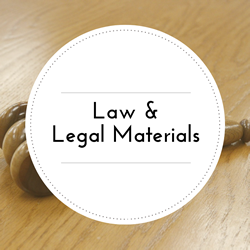 Go to Law and Legal Materials page.
