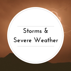 Go to Storms and Severe Weather page.