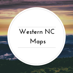Go to Western North Carolina Counties Maps page