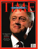 Time magazine cover 11/18/1996