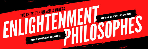 Link for Enlightenment Philosophes Research Guide