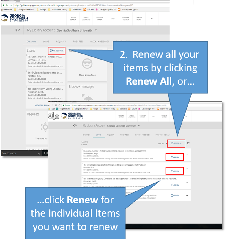 GIL-Find - Renew All Items