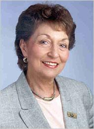 Photograph of Judith Krug