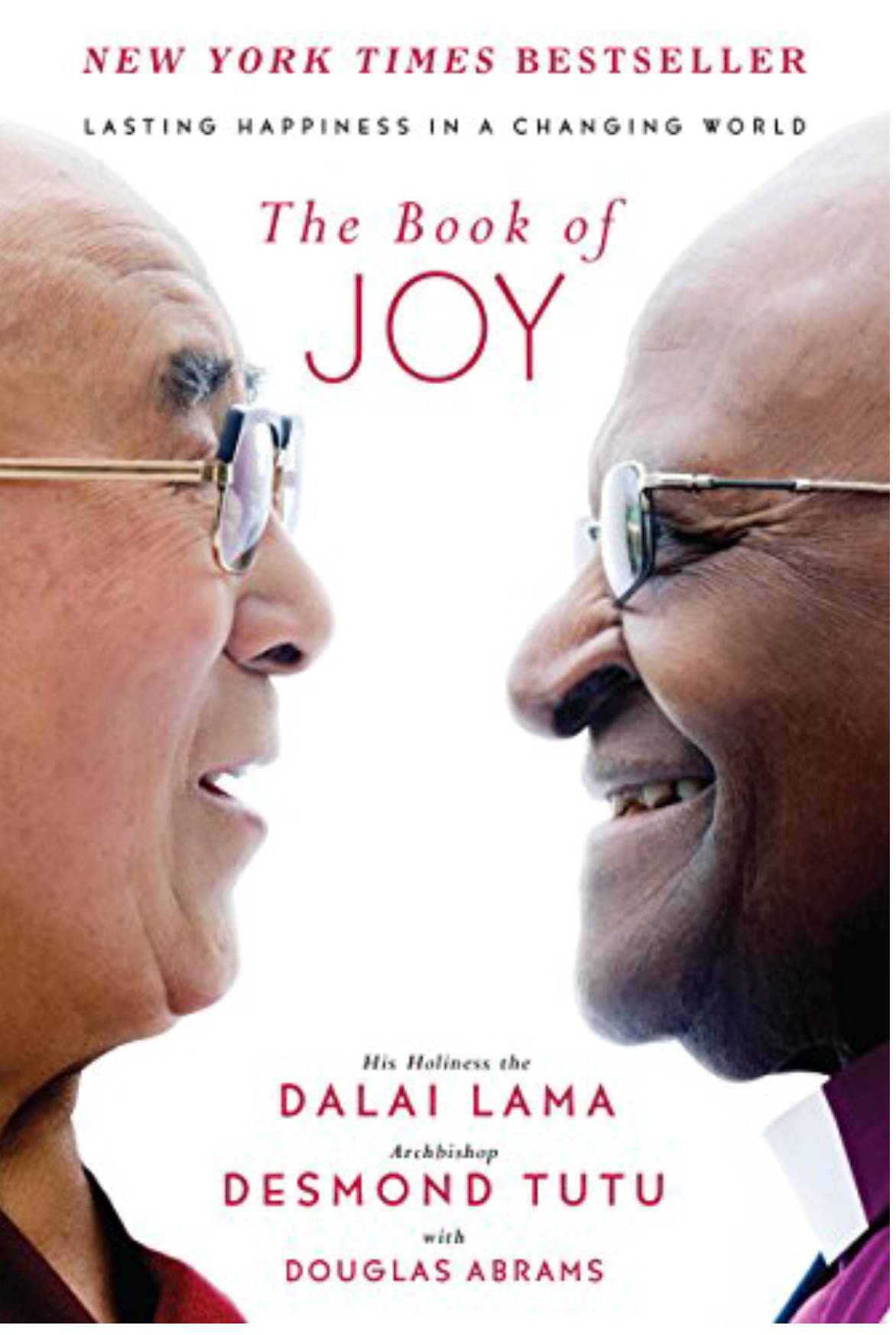 Cover image for Book of Joy