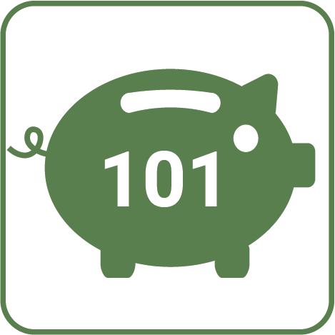 101 Piggybank