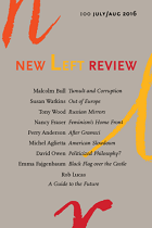 New Left Review 2016 v100