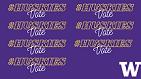 #HuskiesVote purple Zoom background small