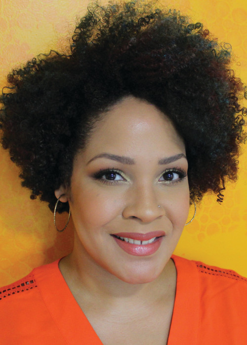 Image of the author, Ijeoma Oluo
