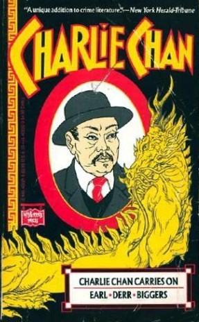 Movie Ad for Charlie Chan Carries On